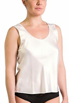 316a6980d FISHERS FINERY WOMEN S 100% Pure Mulberry Silk Tank Top Camisole ...