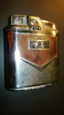 """Old Vintage Cigarette Lighter """"RONSON"""" Made in USA. For repair or parts"""