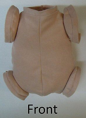 "Doe Suede Body for 28"" Dolls Full Jointed Arms Full Jointed Legs #514"