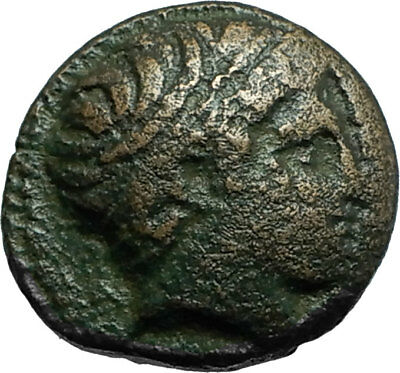Philip II 359BC Olympic Games HORSE Race WIN Macedonia Ancient Greek Coin i66287