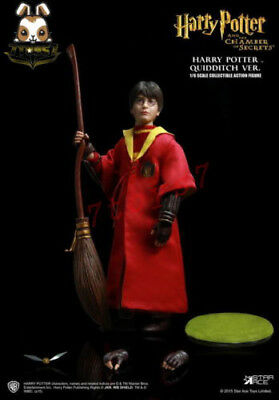 Harry Potter 12' Harry 4.0 Quidditch 1/6 Scale Action Figure STAR ACE