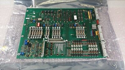 Thermco Systems 118730-001 Tylan Micro CVD Interface Board / Control PCB