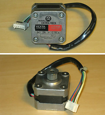 Motore Passo Passo Stepper Motor Vexta C4106 - 2 PHASE - 1.8 DEG/STEP - TESTED