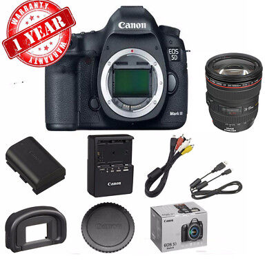 Canon EOS 5D Mark III DSLR Camera with 24-105mm Lens *5260B009*