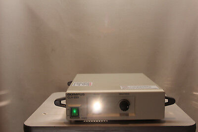 Olympus CLH-250 Halogen Endoscopy endoscope light source