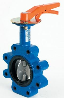 Jet 624 K86213 150mm EPDM Gear-Operated Lugged Butterfly Valve