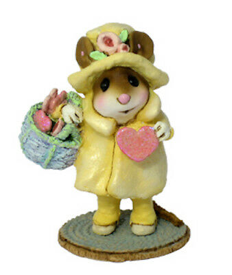 HAVE A HEART by Wee Forest Folk, WFF# M-318, Yellow