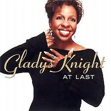 Gladys Knight - At Last - BRAND NEW AND SEALED CD