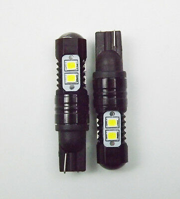 labwork-parts 2X 50W CREE 921 912 T10 T15 LED 6000K HID White Backup Reverse Lights Bulb Does not apply