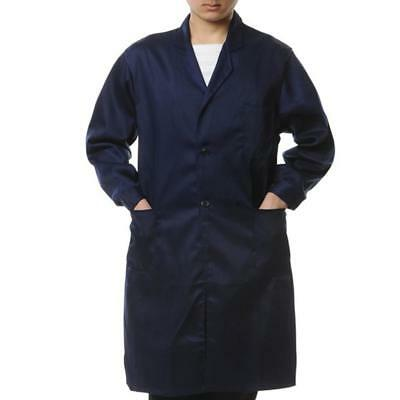 Mens Coat Laboratory Warehouse Workwear Overall Lab Work New/us