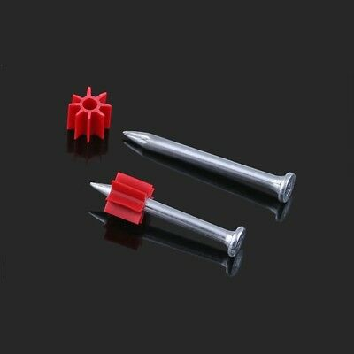 High Strength Steel Nails Concrete Nails AD Nails Wall Nails 22-52mm Flat Head
