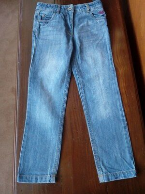 Girl's Crew Clothing Company Denim Jeans Age 7 Years Excellent condition