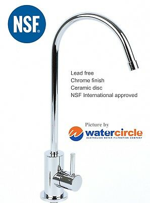 NSF APPROVED Water Filter Faucet Reverse Osmosis Drinking Water Tap Ceramic Disc
