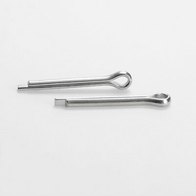 Cotter Pins A2 Stainless Steel Split Retaining Pin, M1 M1.5 M2 M2.5 Clevis Pins