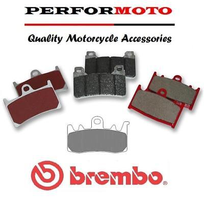 Brembo SC Sintered Fast Road & Track Front Brake Pads BMW R1200 RT 2014>