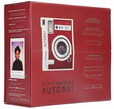 Lomo'Instant Automat South Beach Instant Camera w/ 3 Lenses & Remote New in Box