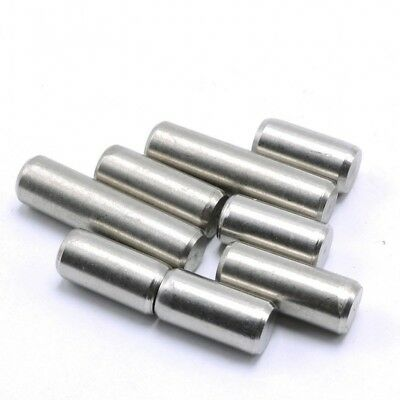 M3 M4 Metric Stainless Steel Dowel Pins or Locating and Retaining Pins