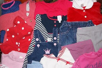 Bundle 15 Vgc Baby Girls Clothes 0-3 Months Free Uk Delivery & Free Returns