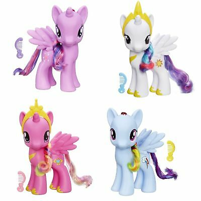 My Little Pony Prinzessin Celestia Cadance Twilight Rainbow Dash 20 cm groß MLP