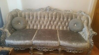 French Louis Style Sofa