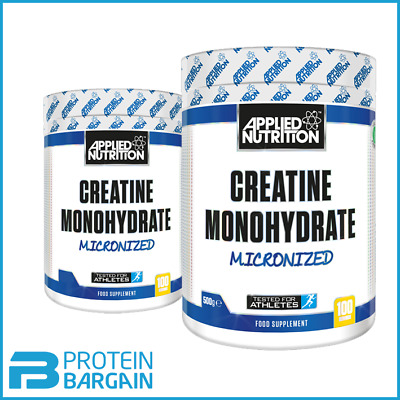 Applied Nutrition Creatine Monohydrate - 250g (50 Servings) 500g (100 Servings)