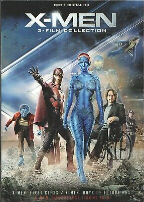 Movie DVD - X-MEN 2 FILM COLLECTION - Pre-Owned - Marvel