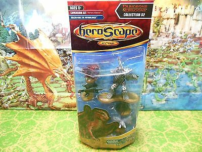 Heroscape Golem and the Wyrmlings NIB from Wave 12/D2 Warriors of Eberron