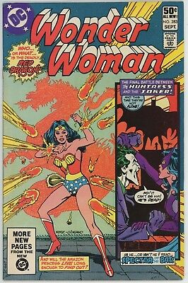 Wonder Woman #283 (Sep. 1981, DC)
