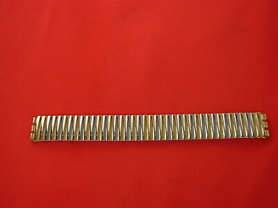 SWATCH x CHRONO o IRONY o AUTOMATIC METAL GOLD and SILVER STEEL - NEW strap band