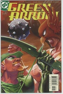 Green Arrow #12 (Mar. 2002, DC)
