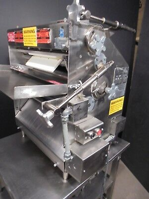 Pizza Dough Roller / Sheeter / Acme Mrs 11 For More Info & Shipping 641 373 0400
