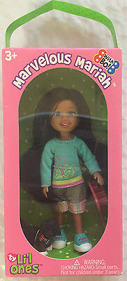 """Ty """"Li'l Ones"""" Collection Marvelous Mariah Doll New in Box"""