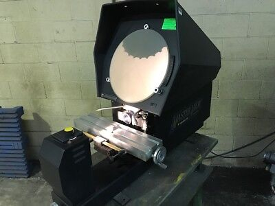 "Master View MV-14 14 "" optical comparator"