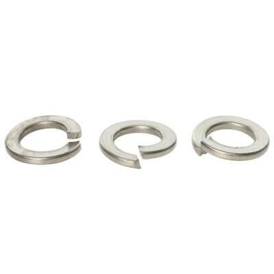 M2 M2.5 M3 M4 M5 M6 M8 M10 M12 Stainless Steel Rectangle / Flat Spring Washers