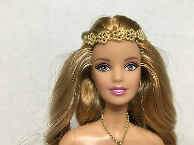 Barbie The Look Model Muse Music Festival Doll Aphrodite Face Joint Articulate