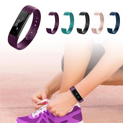 Replacement Strap For Veryfit Id115 HR Fitness Tracker / Sleep Monitor Pedometer