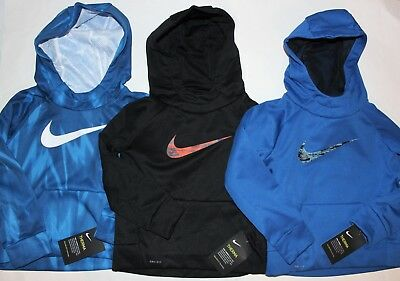 Toddler Boys 4T Nike Hoodie Pullover Hooded Long sleeved top You pick style NEW
