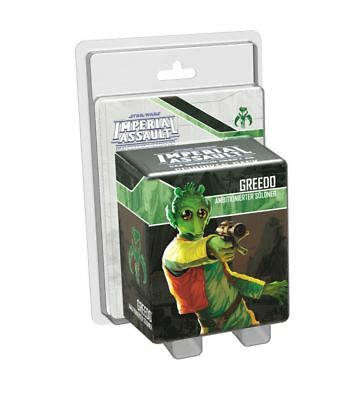 Star Wars Imperial Assault - Greedo Extension (German) Scum Mercenary