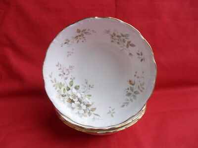 "Royal Albert HAWORTH, 3 x 6.25"" Cereal Bowls"