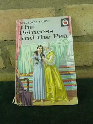 Vintage Ladybird book well loved tales The Princess and the Pea se606D price 30p