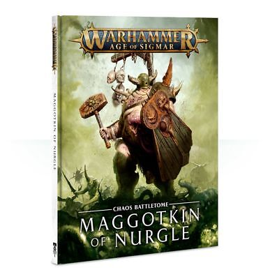 Chaos Battletome Maggotkin of Nurgle (Deutsch) Games Workshop AoS Warhammer