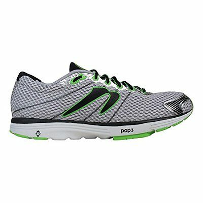 NEWTON AHA MENS RUNNING Shoes sz 13 NEW GREY BLACK