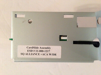 CardSlide Assembly ESD 11-000-1217