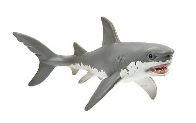 Safari Ltd Wild Safari Sea Life Great White Shark - NEW