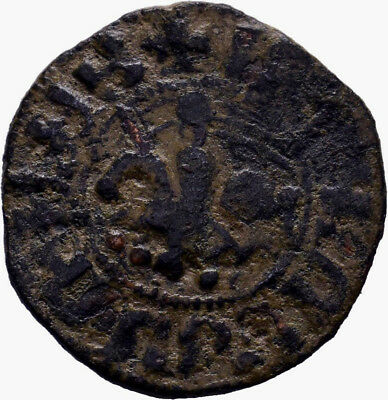 Cilician Armenia. Baronial,  LEVON II Æ POGH. Extremely Rare! in this condition!