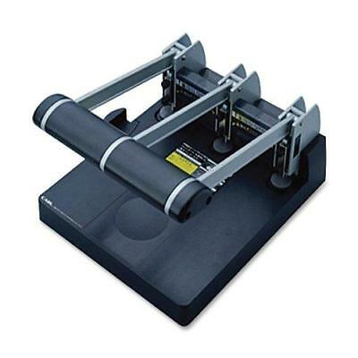 CARL 63150 Model xhc-150 extra heavy-duty 150-sheet 3-hole punch, 9/32...