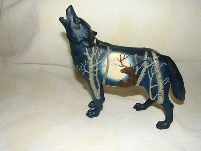 Call of the Wild Wolf from Westland Red Mill United Design Corp. Howling Wolf