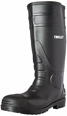 Tingley 31151 Economy SZ12 Kneed Boot for Agriculture 15-Inch Black