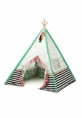 Matilda Jane BARLEY FIELDS PLAY TENT TeePee Joanna Gaines NEW In Box Christmas