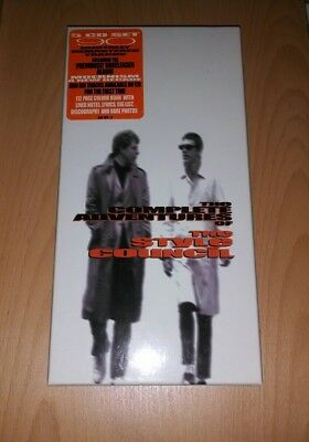 The Complete Adventures of The Style Council Box Set